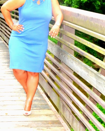 bluedress